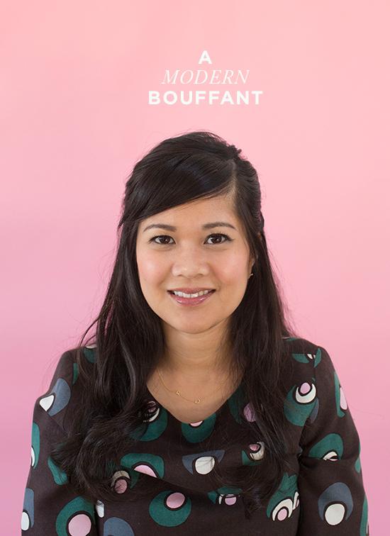 Oh Joy / A Modern Bouffant