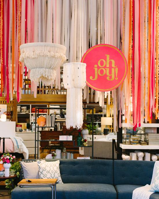 Oh Joy Book Party - Los Angeles
