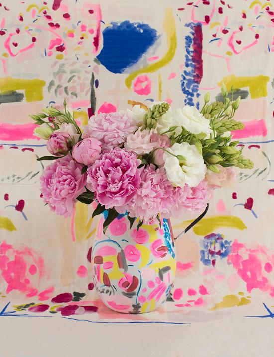 Oh Joy Pattern Play Flowers