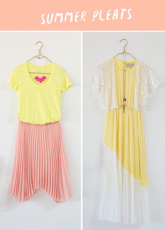 Oh Joy / Summer Pleats
