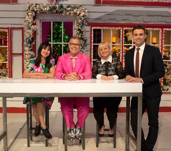 Cake Wars: Christmas on Food Network