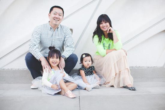 Oh Joy Family by Morgan Pansing