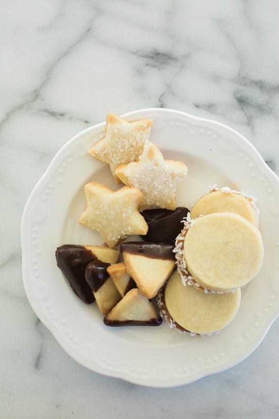 Mini Holiday Cookies!
