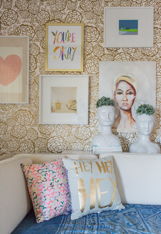 How to Change Up Your Gallery Wall