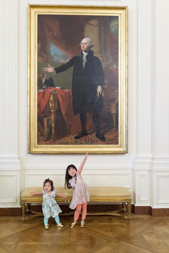Oh Joy at White House Easter Egg Roll