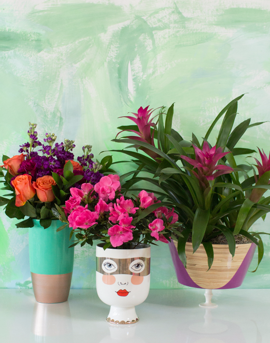 3 unexpected places to display plants at home
