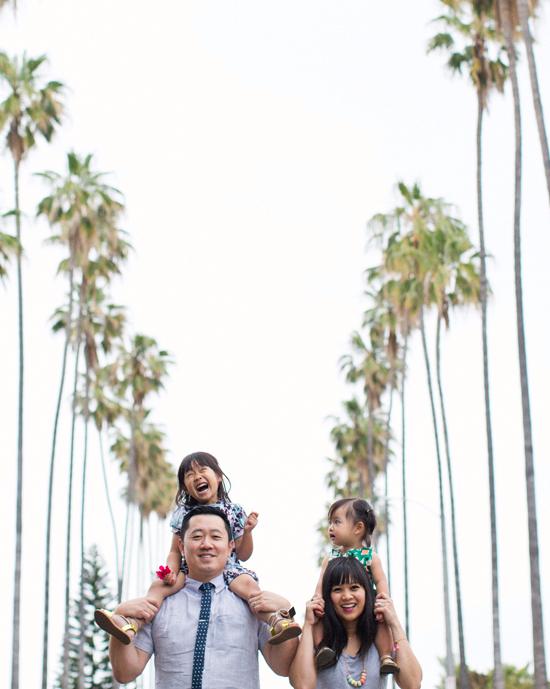 Oh Joy Family Photos