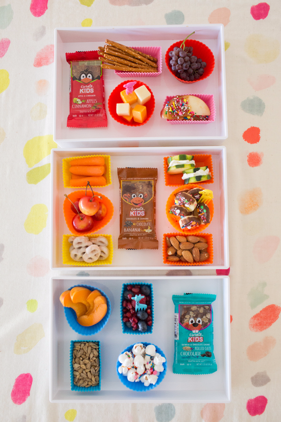 Bento Box Snacks