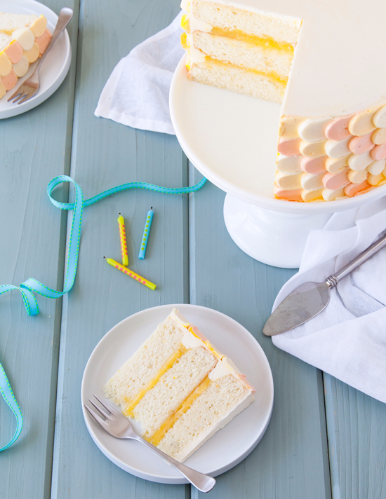 yuzu citrus cake by tessa huff