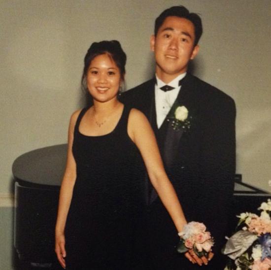 Cho Family Prom