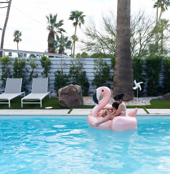 Oh Joy in Palm Springs