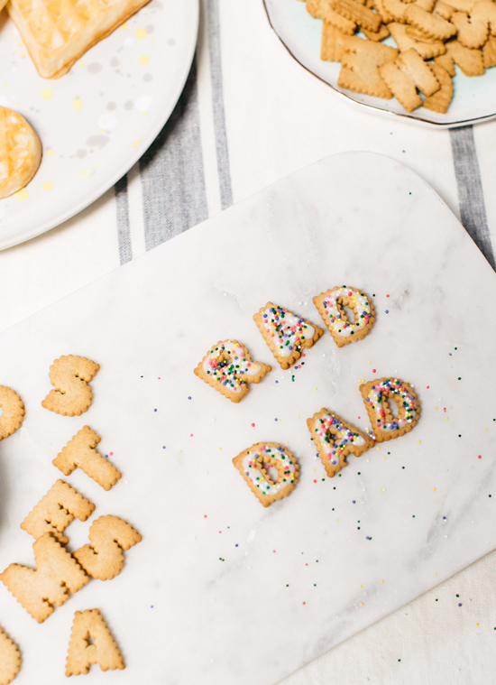 RAD DAD Cookies / Oh Joy!