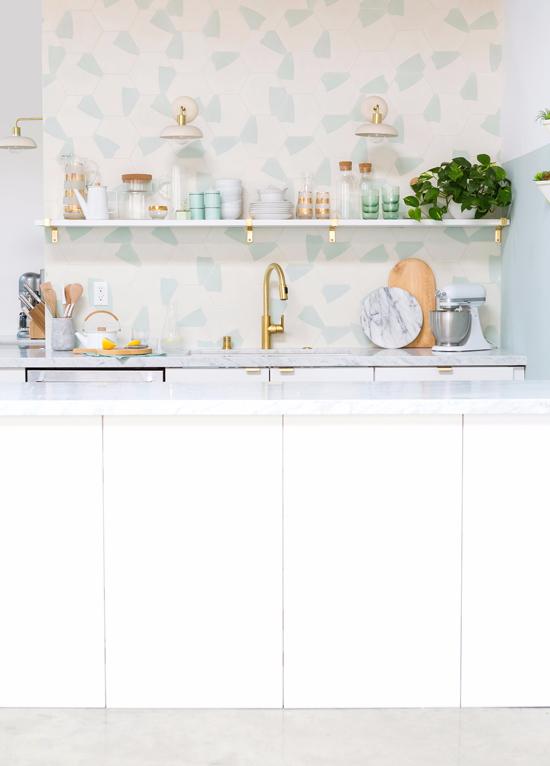 the oh joy studio kitchen