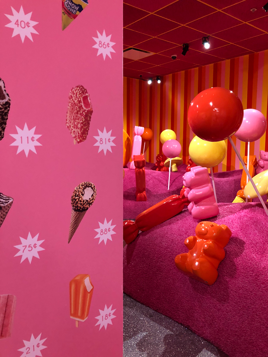 Oh Joy trip to The Museum of Ice Cream