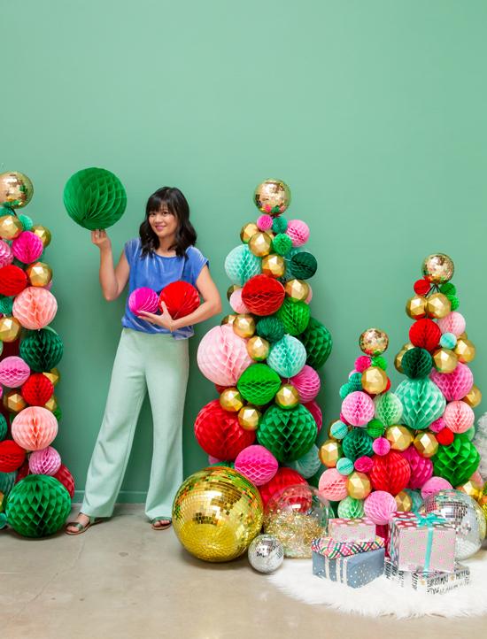 A Holiday Party Tree / Oh Joy!