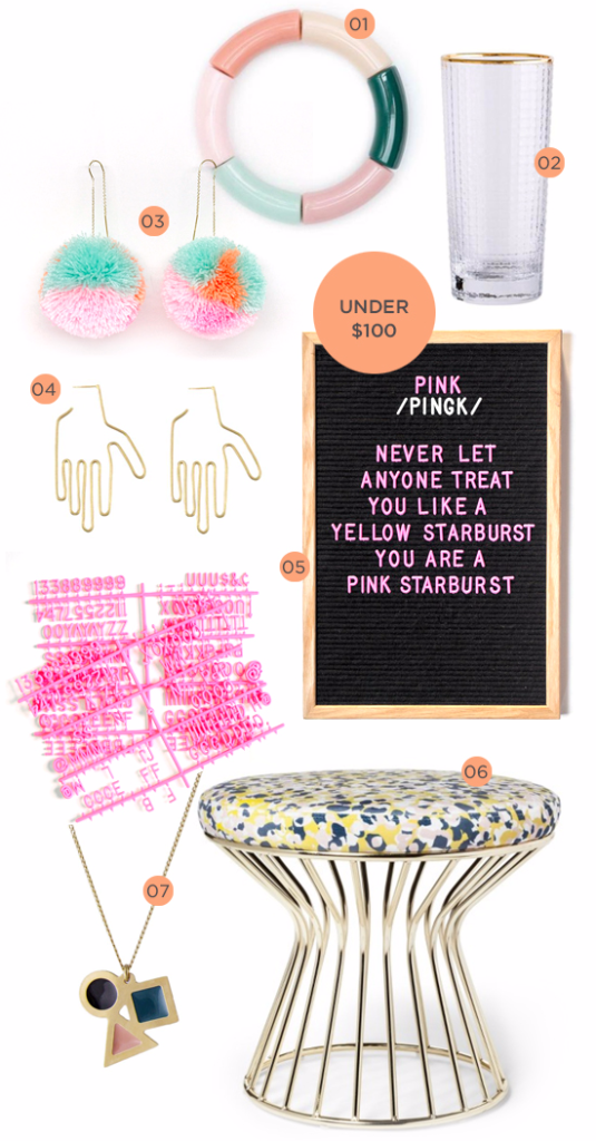 Oh Joy Gift Guide / Under $100