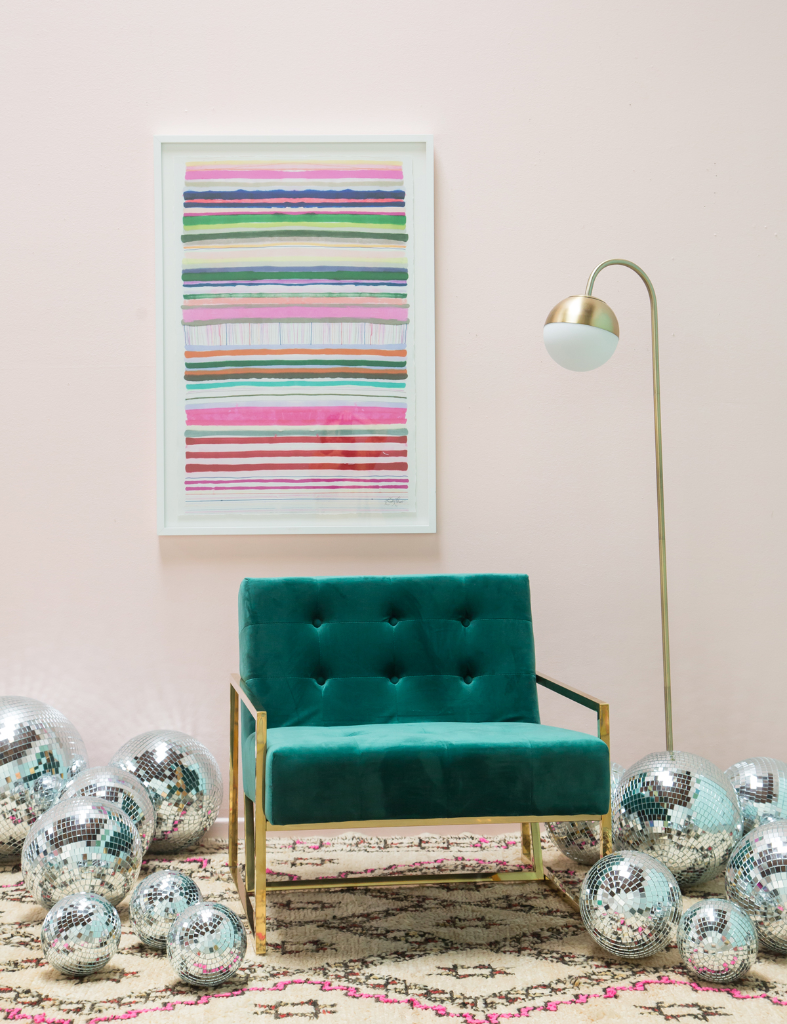 Three Ways to Style A Statement Chair... / Oh Joy!