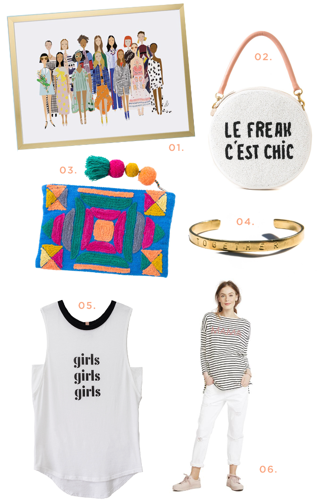 6 Gifts for International Women's Day / via Oh Joy!