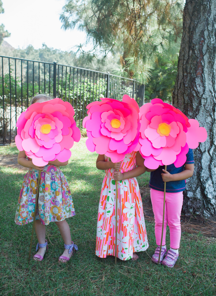 Let's Discuss: What Do Your Kid's Friends Call You? / via Oh Joy!