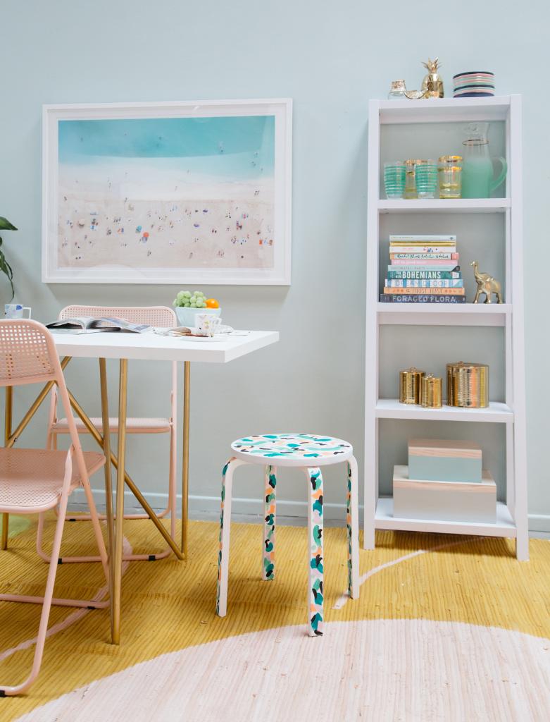 DIY Painted Chair... / Oh Joy!