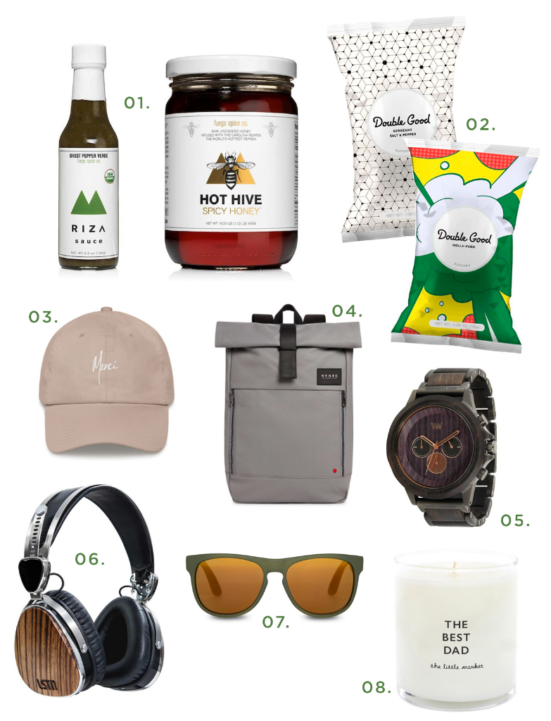 8 Father's Day Gifts that Give Back