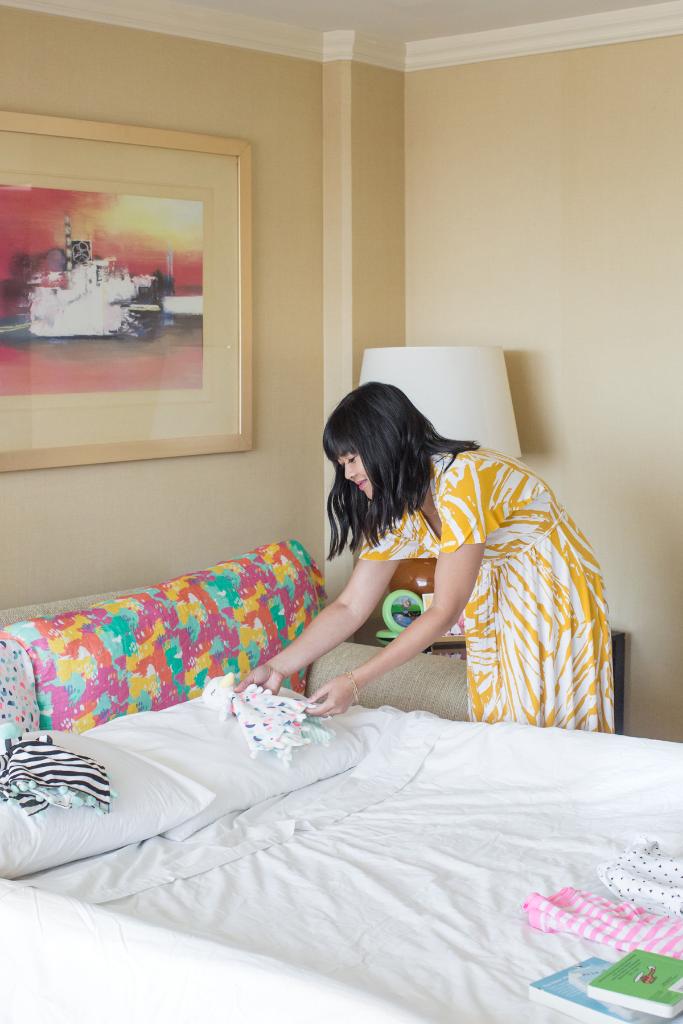 How to Make Your Hotel Room Feel Like Home / via Oh Joy!