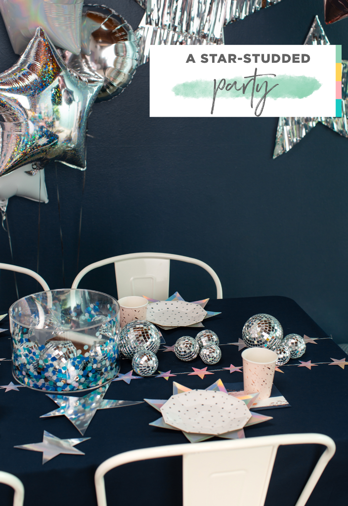 a star-studded party... / via Oh Joy!