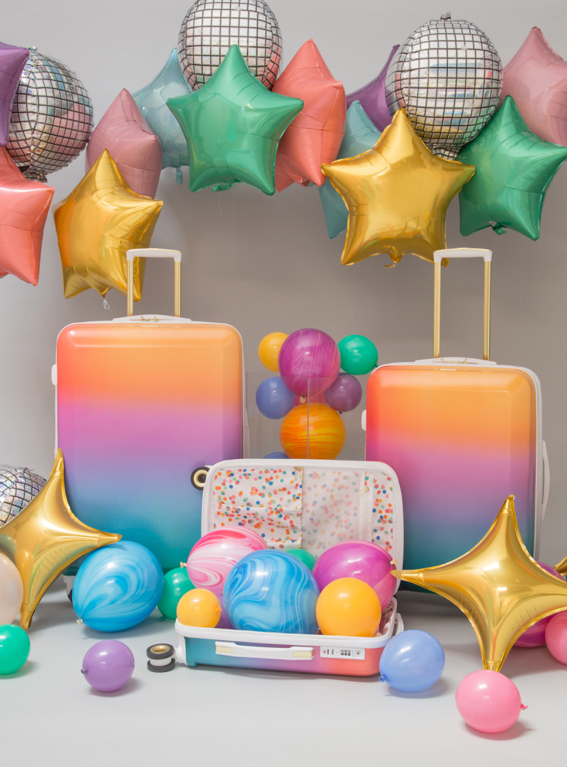 Oh Joy! for CALPAK Suitcases