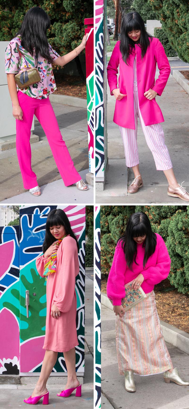 Color Adventures: Oh Joy! Wears Pink...