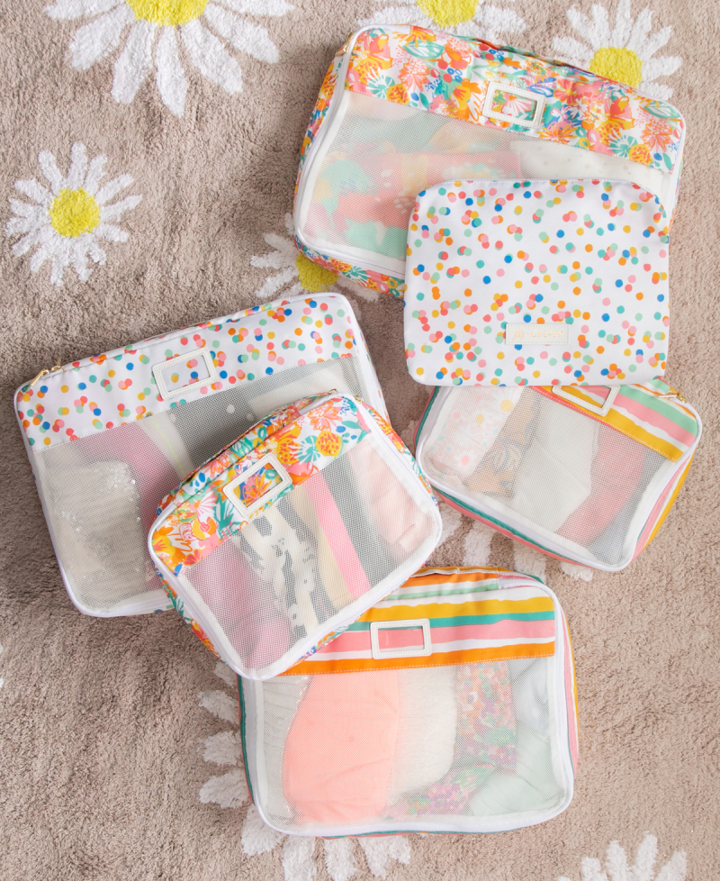 New Year, New Oh Joy! for CALPAK Packing Cubes...