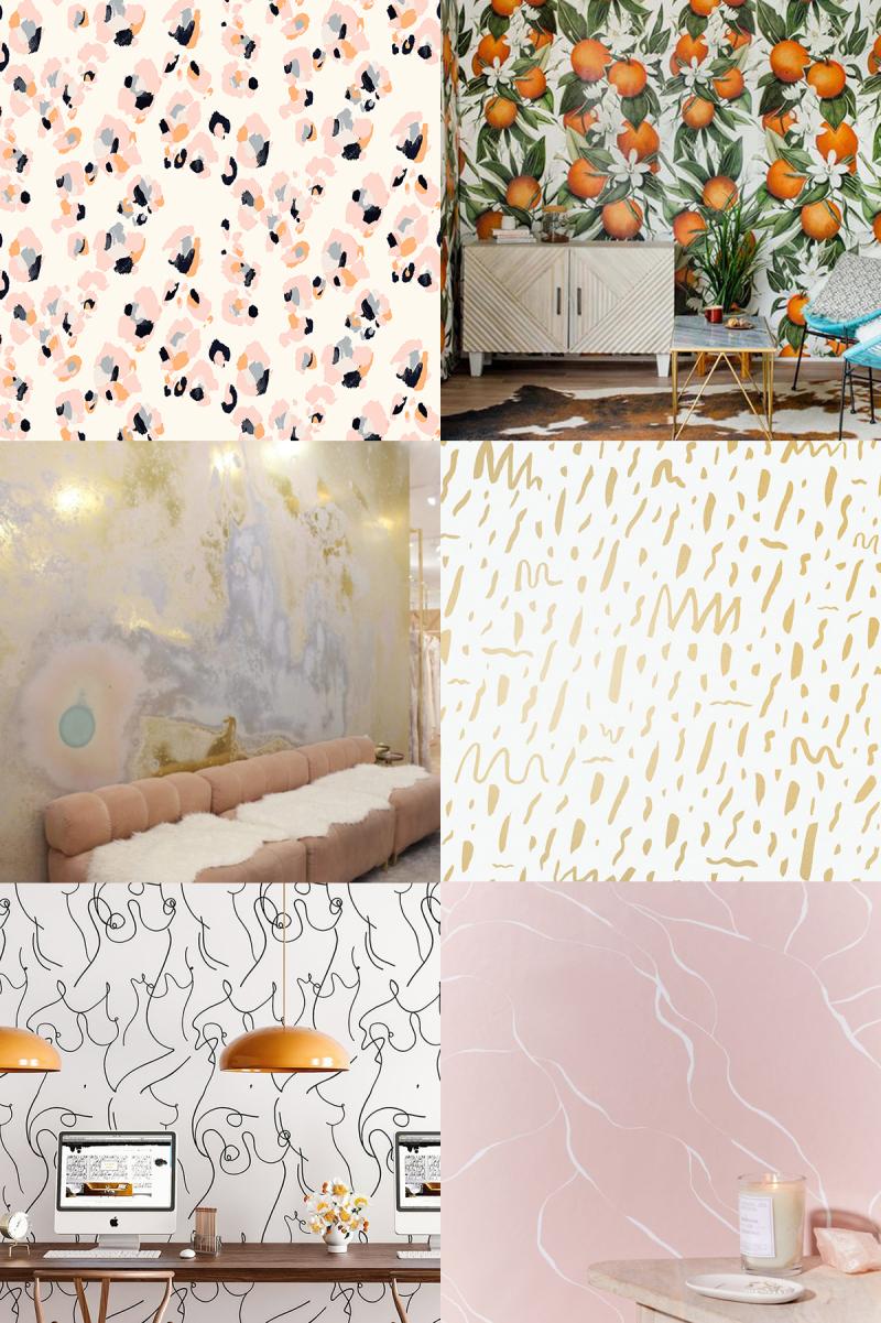 Oh Joy! Loves Wallpaper