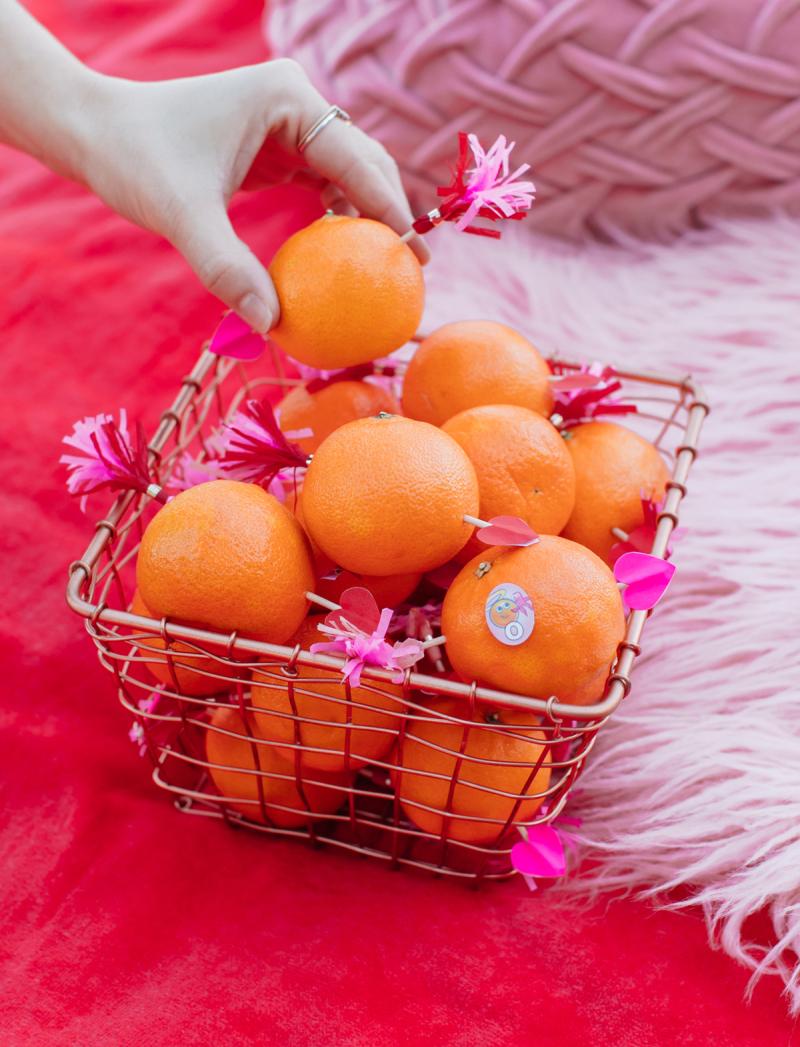 Valentine Snack Duty! / via Oh Joy!