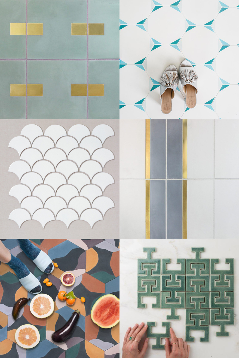 Oh Joy Favorite Tiles