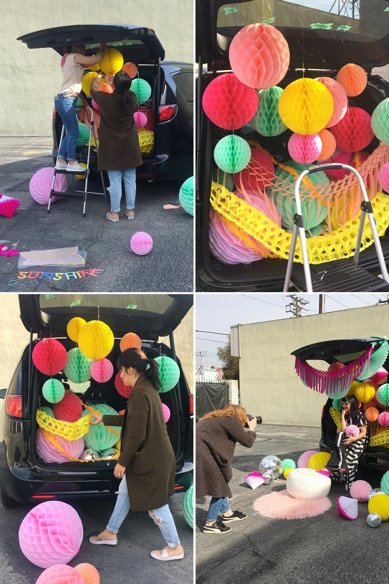 Happy Friday + Behind The Frame / Party Car via Oh Joy!