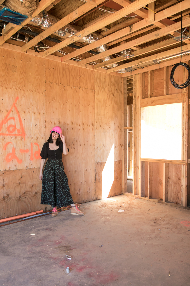 Oh Joy! Builds a House: A Construction Update + The Things That Have Changed Along the Way...