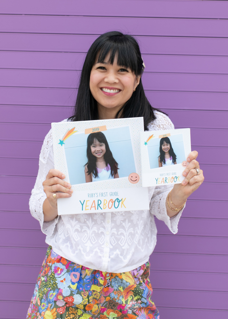 Make Your Own Yearbook! / via Oh Joy! #OhJoyForMixbook