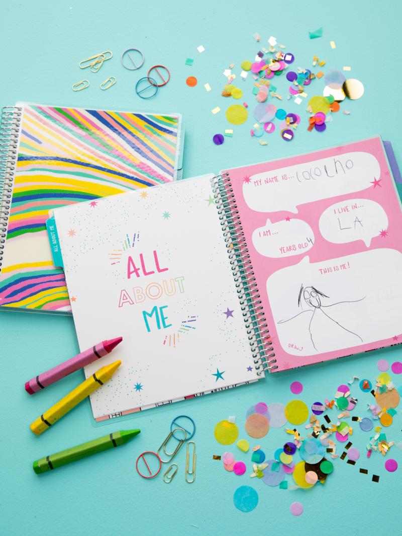 Oh Joy! x Erin Condren Planners / via Oh Joy!