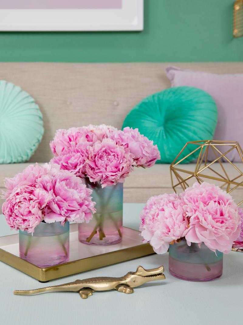 Paint Your Own Vase / via Oh Joy!
