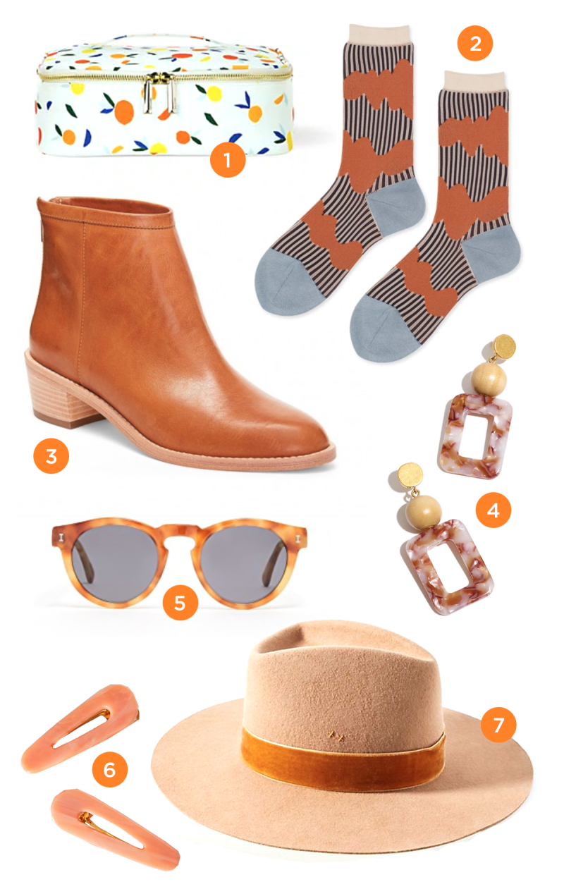 color adventures: fall accessories!