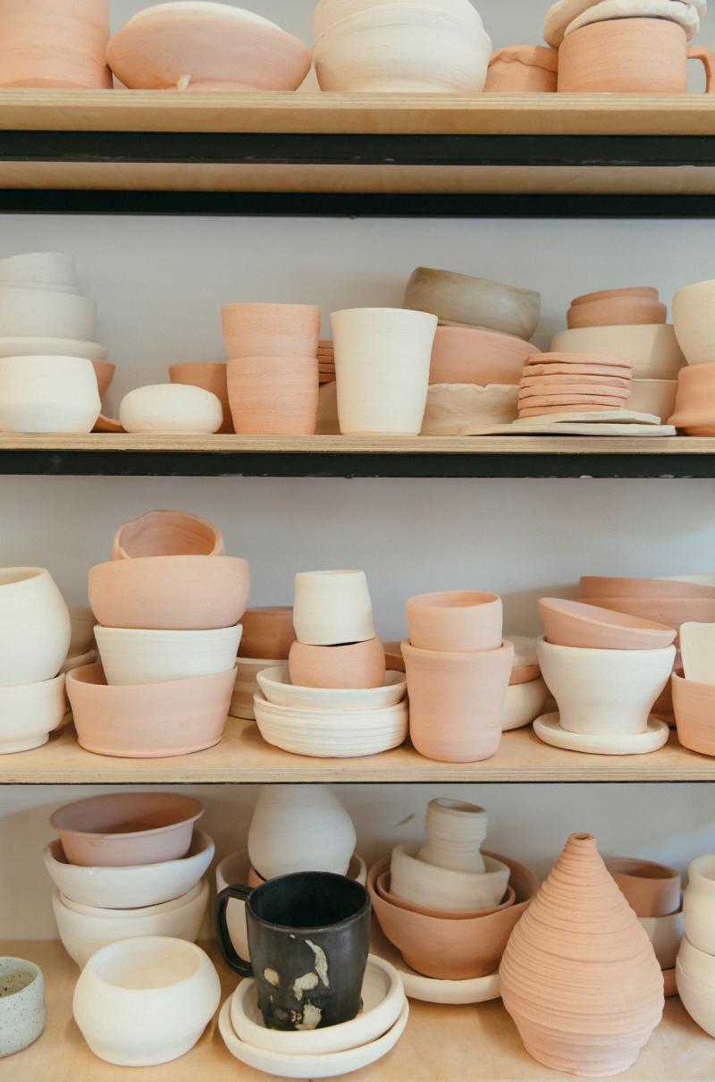 field trip: still life ceramics / via oh joy!