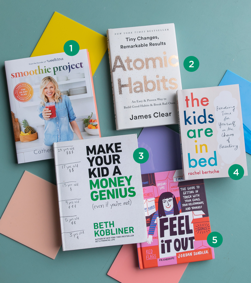 5 books to start off the year... / via oh joy!