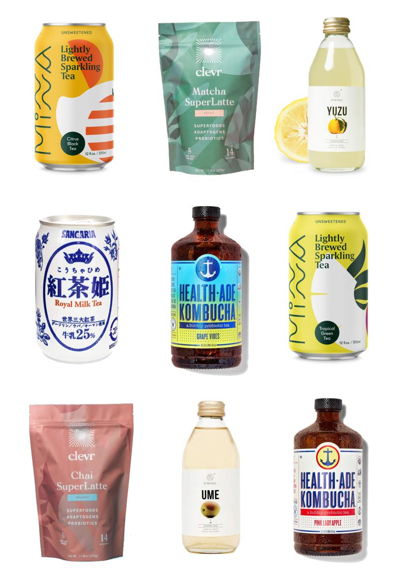 my favorite non-boozy drinks / Oh Joy!