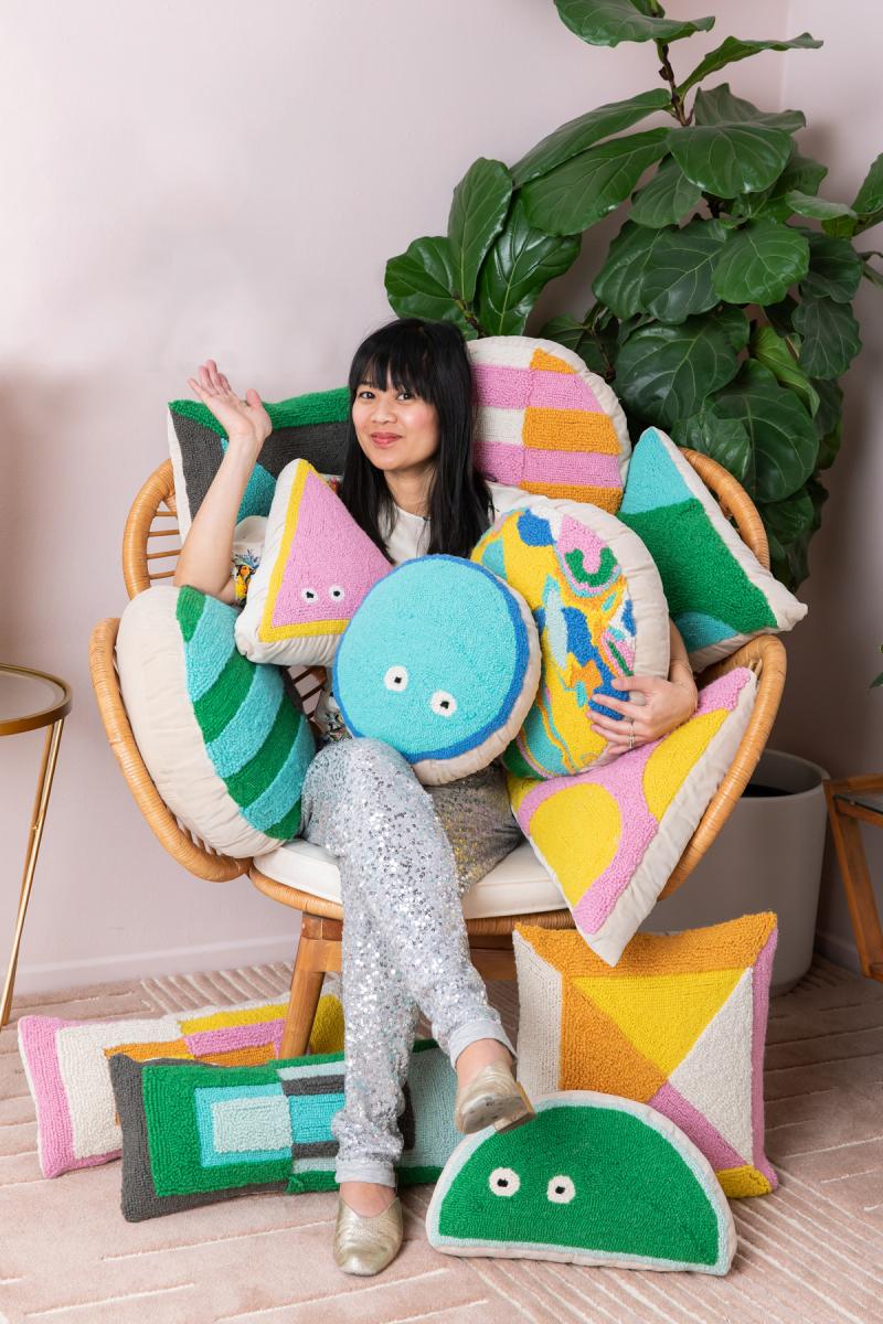 new oh joy! pillows