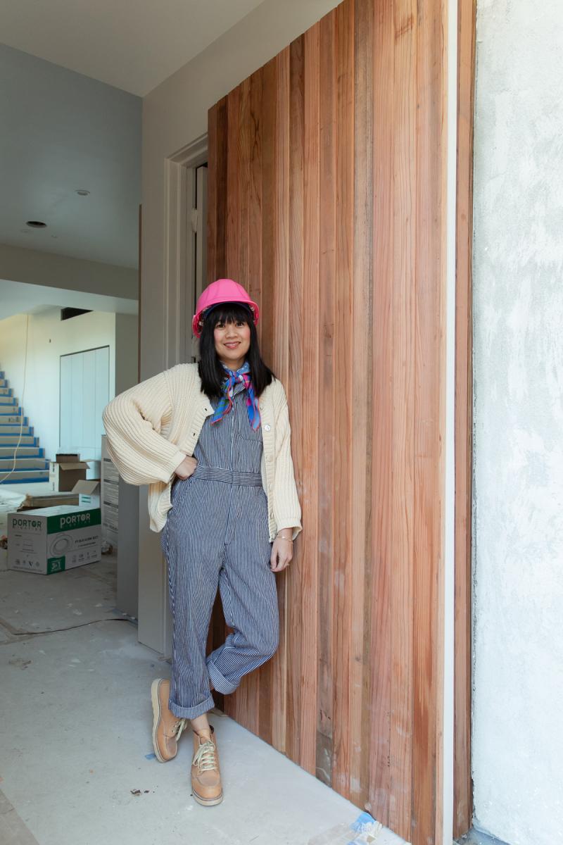Oh Joy! Builds a House / Redwood Exterior