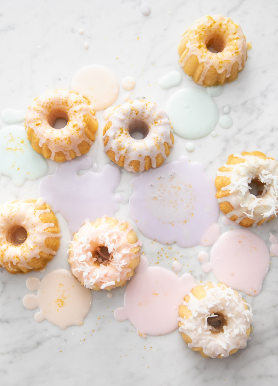 Oh Joy Mini Bundt Cakes