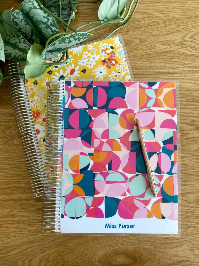 Oh Joy for Erin Condren Life Planners