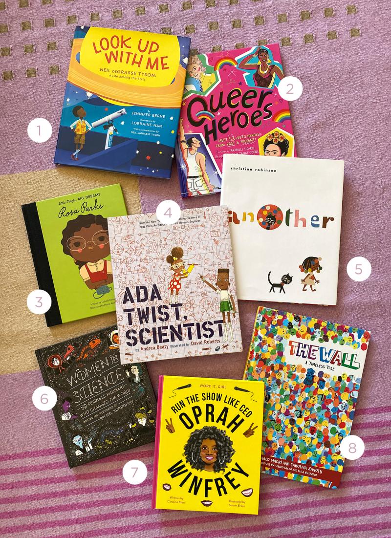 kids' books that show diversity (part 2)...