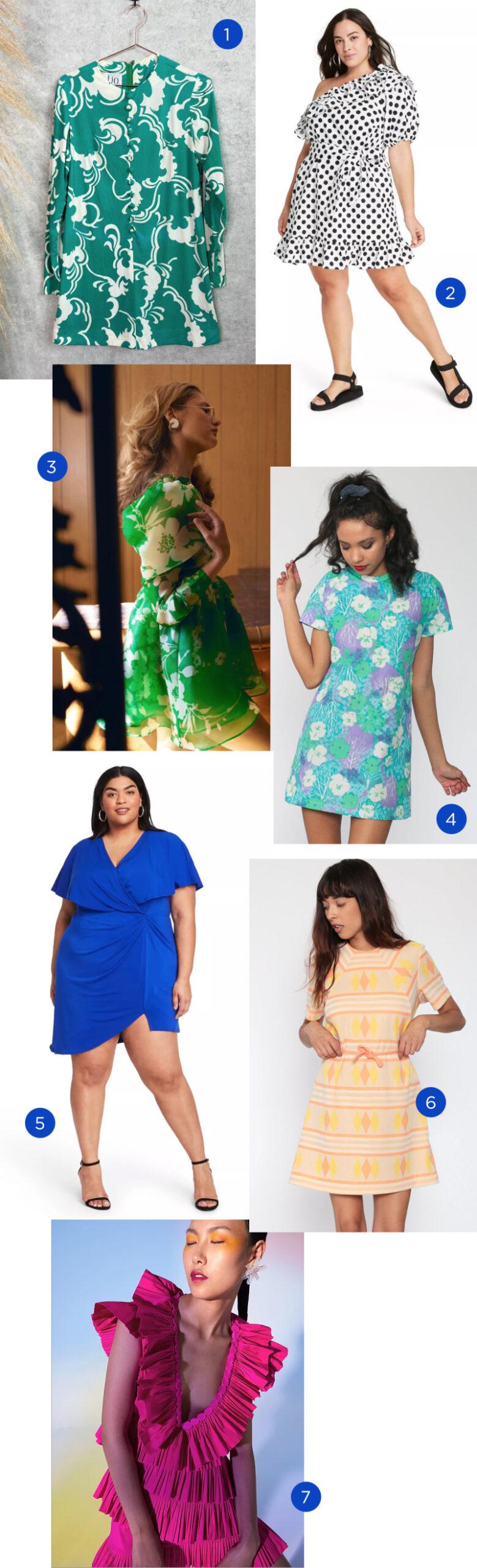 let me shop for you: mini dresses!