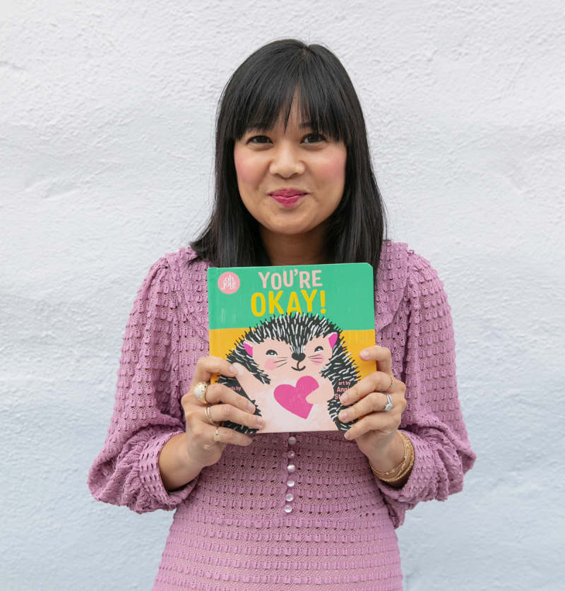 Joy Cho with Oh Joy! Book You're Okay