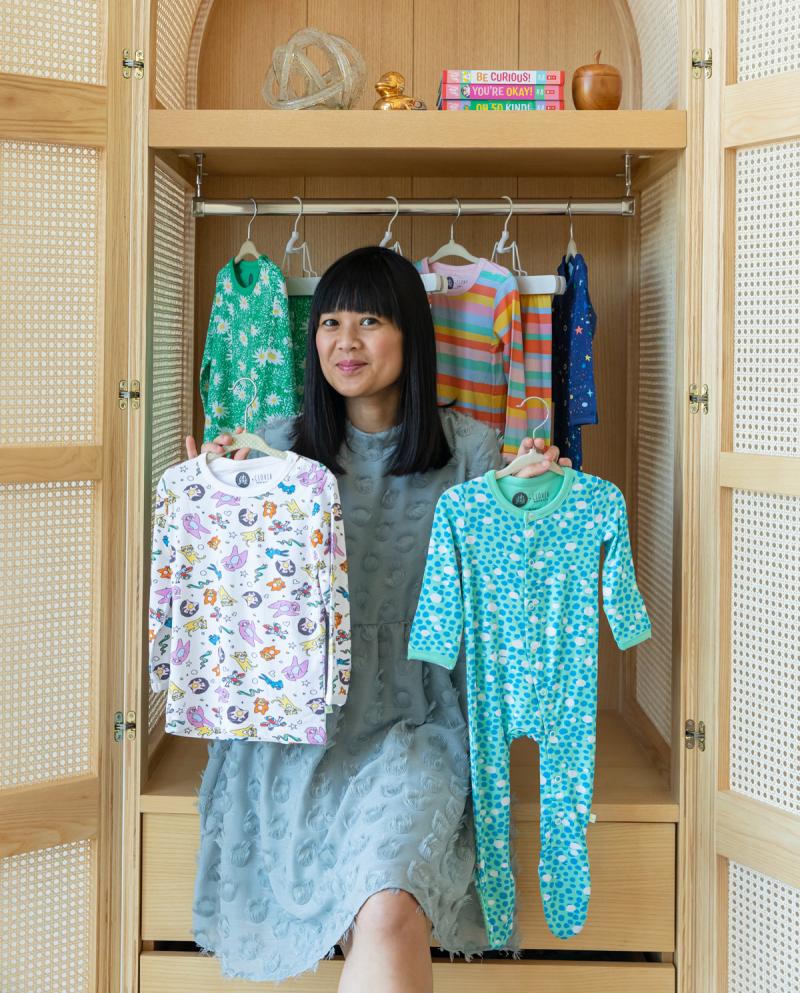 Oh Joy! for Clover Pajamas
